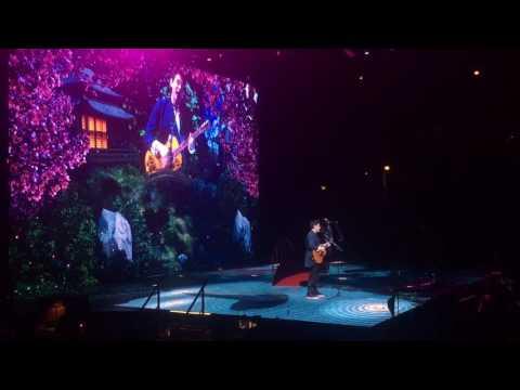 John Mayer - Daughters 4/11/17 United Center Chicago, IL