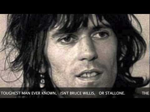 THE KEITH RICHARDS SONG!!! - THE ROLLING STONES LEGEND, FUNNY!
