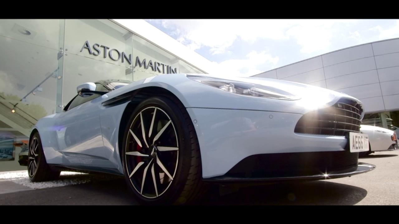 An Introduction To Aston Martin Cambridge Youtube