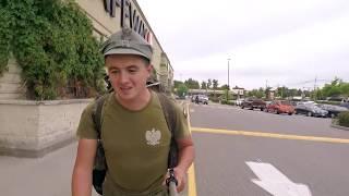 """Autostopem przez Amerykę - """"Kryzys w Kanadzie"""" (Odc.12)"""