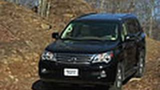 Lexus GX Review | Consumer Reports