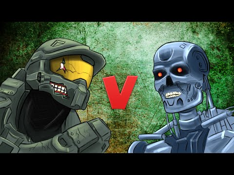 HALO vs TERMINATOR ZOMBIES ★ Left 4 Dead 2 Mod