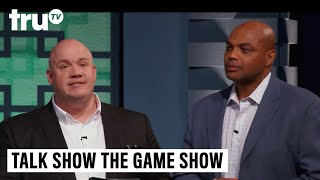 Talk Show the Game Show - Snaq-A-Shaq with Charles Barkley | truTV