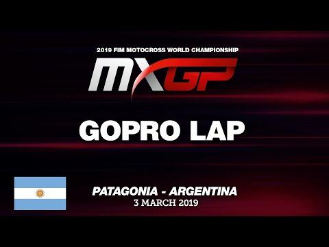GoPro Track Preview - Jorge Prado - MXGP Of Patagonia Argentina 2019 #Motocross