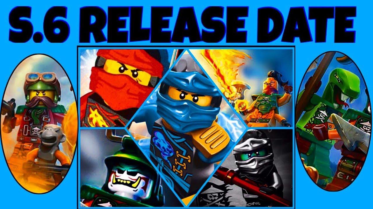 Ninjago Season 6 Release Date REVEALED!
