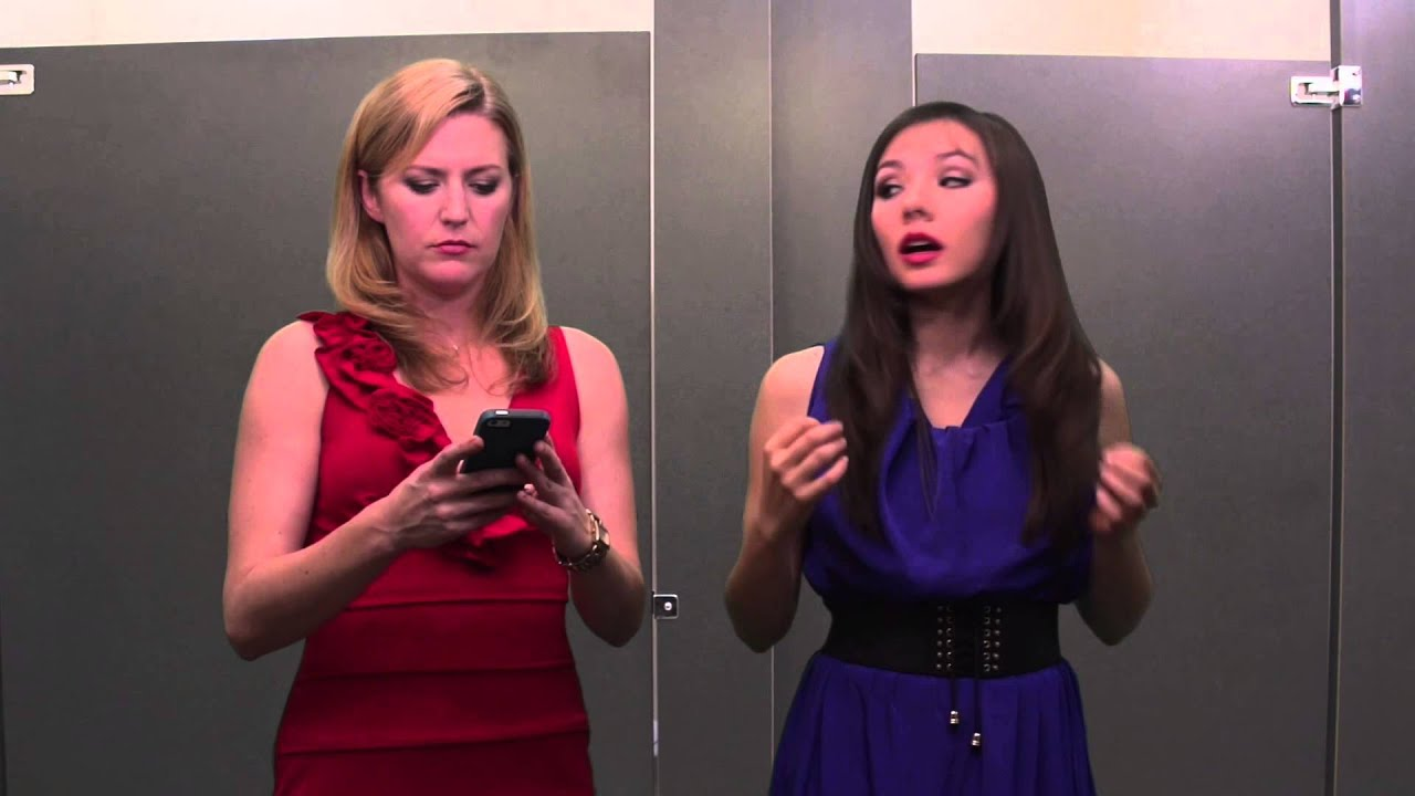 13 Reasons Women go to the Bathroom together  YouTube