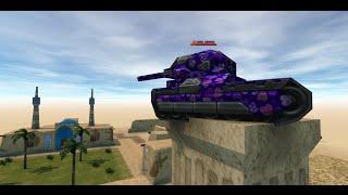 TankiOnline Epic Parkour #2 By M4D_GENiUS