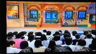 ボキャブラブームの頃のネタ番組です。超新人時代の代田ひかるが出てます。