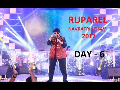 Navratri Utsav with Falguni Pathak 2017 - Day 6