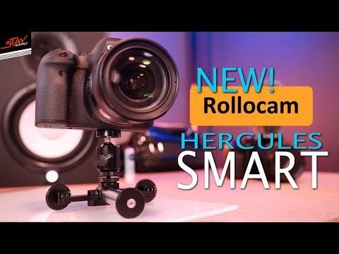 Worlds Smallest Pocket Size Motorized Slider 2 0!