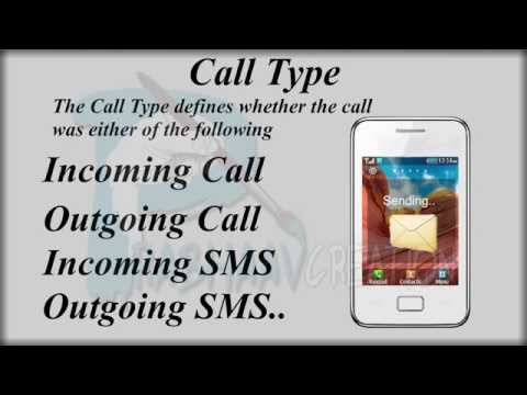 Mobile information_motion graphics presentation