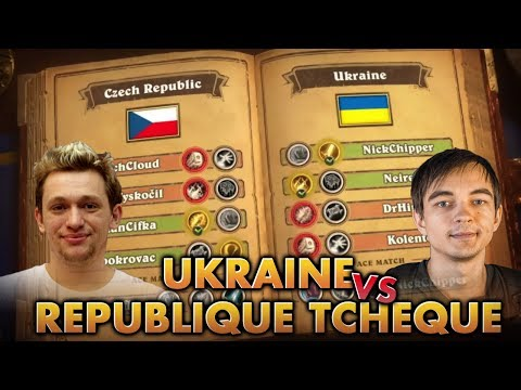 HGG/ UKRAINE VS REPUBLIQUE TCHEQUE : le match de la hype