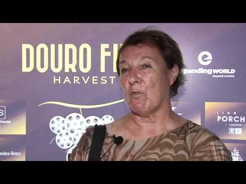 "Entrevista Douro Film Harvest a Solveig Nordlund - Ante-estreia do filme ""A Morte de Carlos Gardel"""