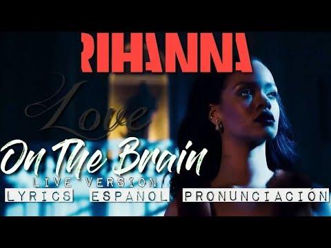 Rihanna | Love On The Brain | (LIVE...