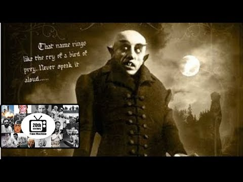 The Birth of Horror Cinema: Nosferatu - A Symphony of Horror