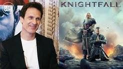 Simon Merrells talks about Knightfall Season 2