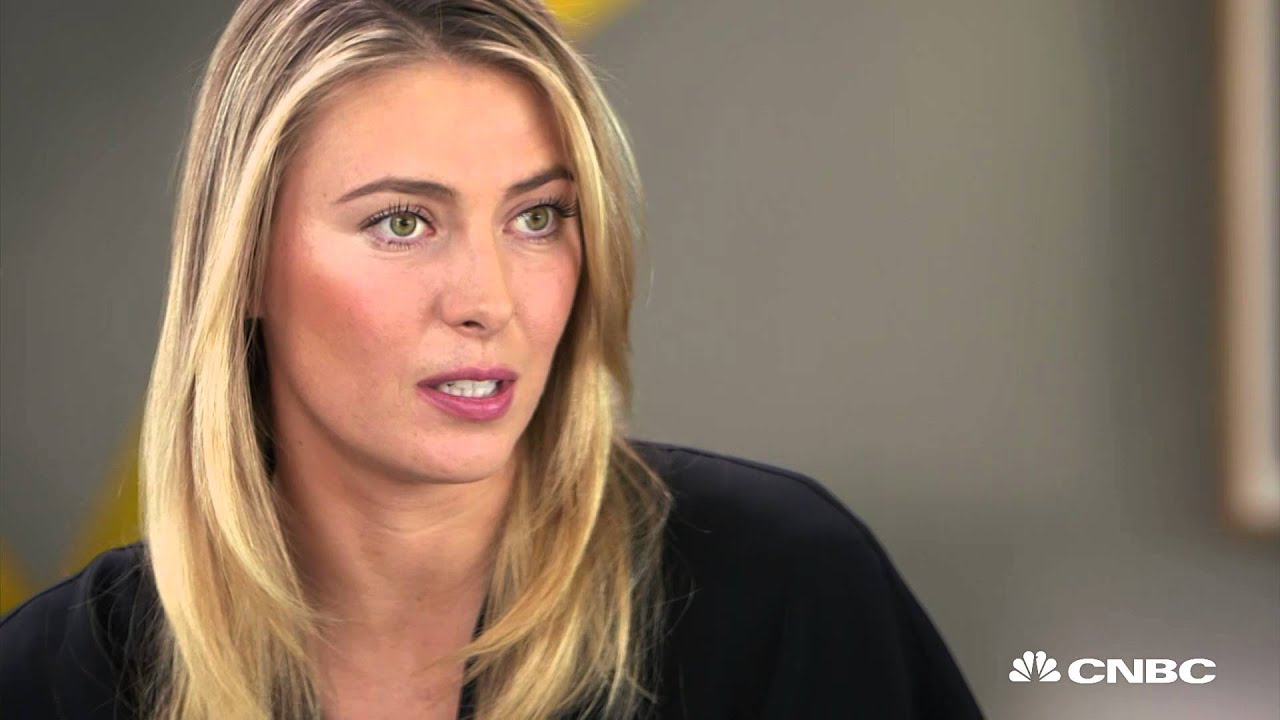 Maria Sharapova on life without tennis