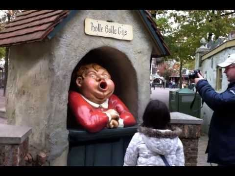efteling papier hier by holle bolle gijs