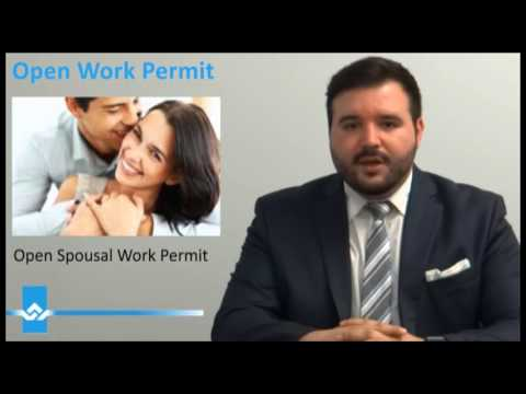 Open Work Permit Canada