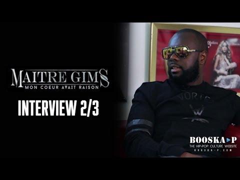 Maître Gims : «Le feat avec Niska est l'un des plus gros sons de l'album !» [Interview 2/3]