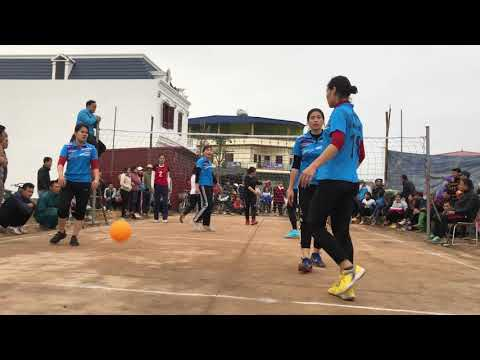 Chung Kết Nữ Cực Hấp Dẫn   Phú Thọ vs Quỹ Tín Dụng