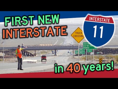 How Do New Interstate Highways Happen?
