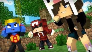 Minecraft: PAPAI MANDOU #03 - ELE ESQUECEU ALGO! HAHAHA