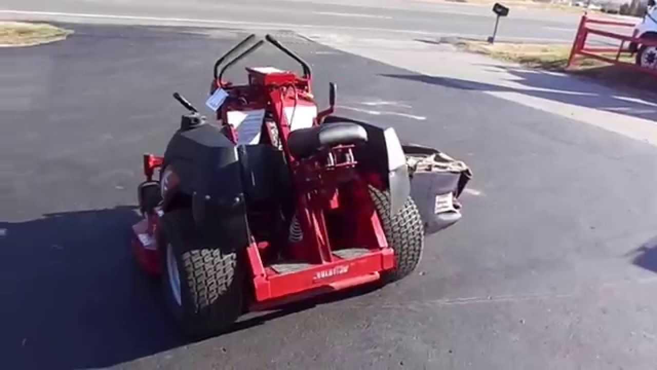 Ferris Evolution 48 U0026quot  Zero Turn Lawn Mower 20 Hp Kawasaki