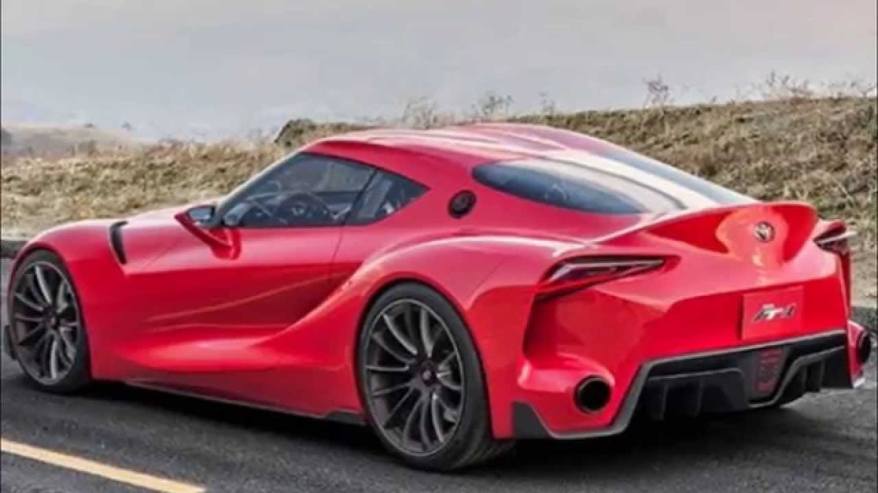 2018 Toyota Sports Car  YouTube