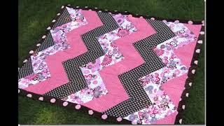 Baby Chevron Quilt Pattern