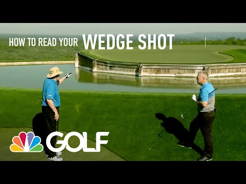 Wedge Week: Dave Pelz on how to read your wedge shots   Golf Channel