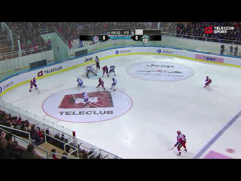 Highlights: SCRJ Lakers vs EV Zug