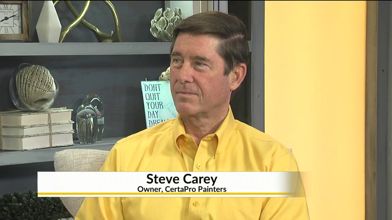 Steve Carey, Owner, CertaPro Painters of Mobile & Baldwin Counties