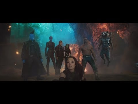 Guardians Inferno (feat. David Hasselhoff) Music Video