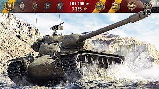 T57 Heavy Tank БЕЗ НАПРЯГА Колобанов, 10 фрагов 🌟🌟🌟 World of Tanks лучший бой