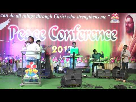 Peace Conference | ongole | Vashni jason | Telugu Christian Song |