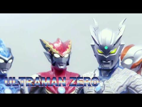 Ultraman Zero introduction