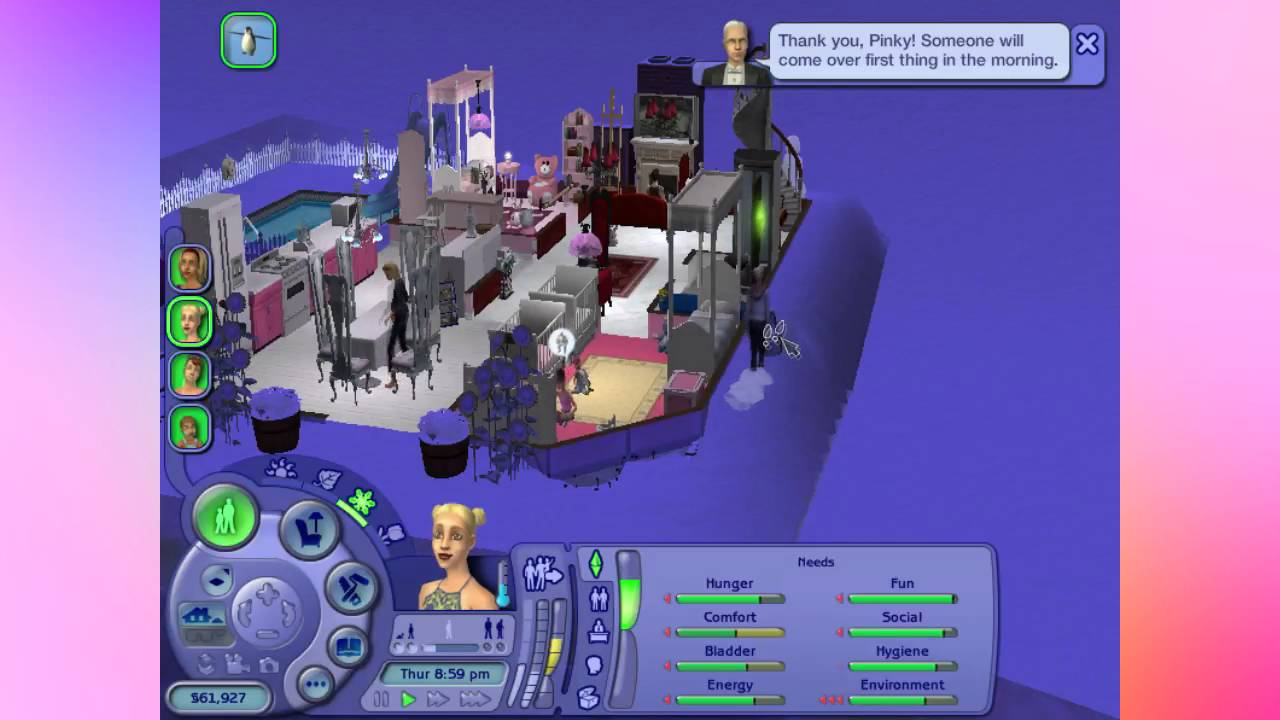 Sims ultimate collection