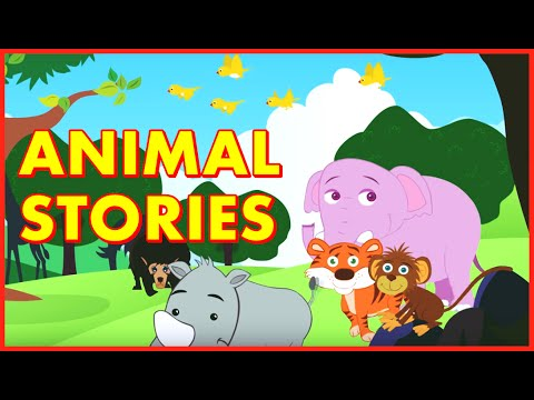 Animal Stories for Kids | Short Stories for Children in ...