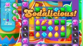 Candy Crush Soda Saga Level 864 -  no boosters