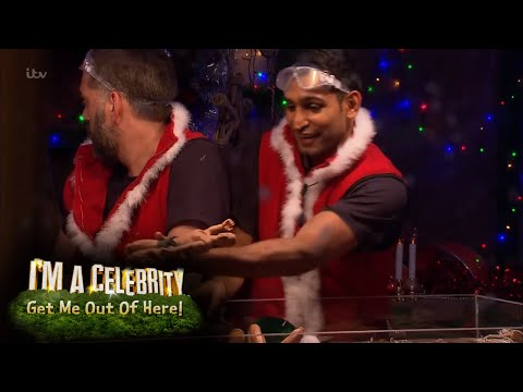 Toff, Iain and Amir Become Elves in the Grim Grotto | I'm A Celebrity... Get Me Out Of Here!
