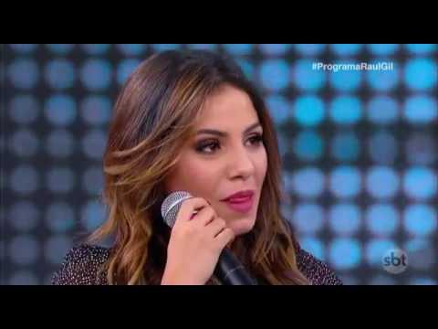 Gabriela Rocha no Programa Raul Gil - Completo HD