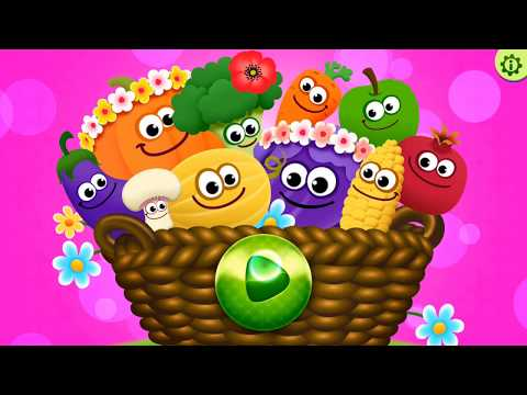 FunnyFood Kindergarten learning For Pc - Download For Windows 7,10 and Mac