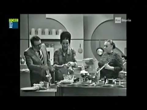 Moira Orfei ospite in tv di Ave Ninchi  (1975)