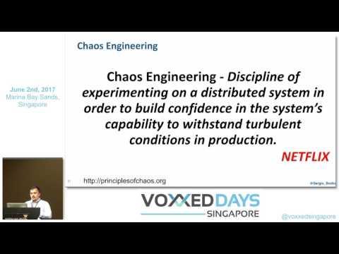 Chaos Engineering Primer by Sergiu Bodiu