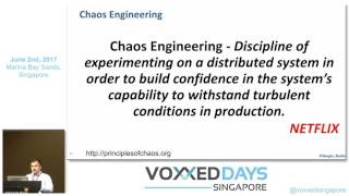 Chaos Engineering Primer by Sergiu Bodiu