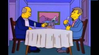 The Simpsons Skinner and The Superintendent: Aurora Borealis