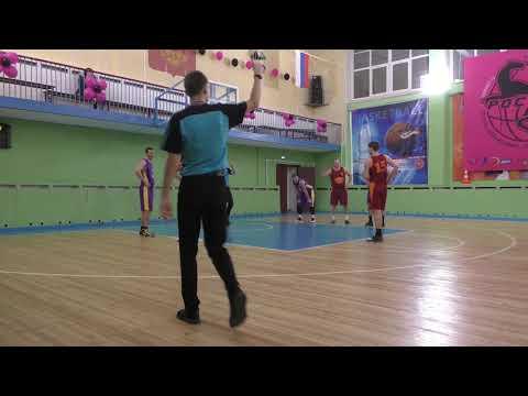 РБЛ  Ростовские коты vs ЮФУ  26 03 19
