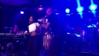 Gussie Miller & Janelle Monae at Lucky Strike LIVE