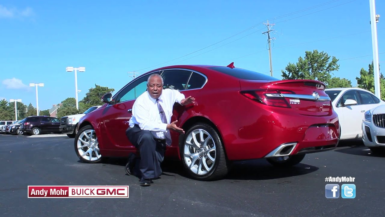 Andy Mohr Gmc >> 2014 Buick Regal | Exterior Style + Keyless Entry + Key
